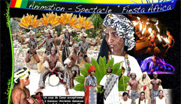 Spectacles Mama Africa Brasil - Kalice Productions